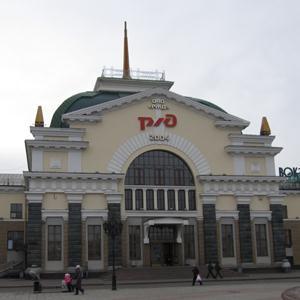 Железнодорожные вокзалы Наровчата